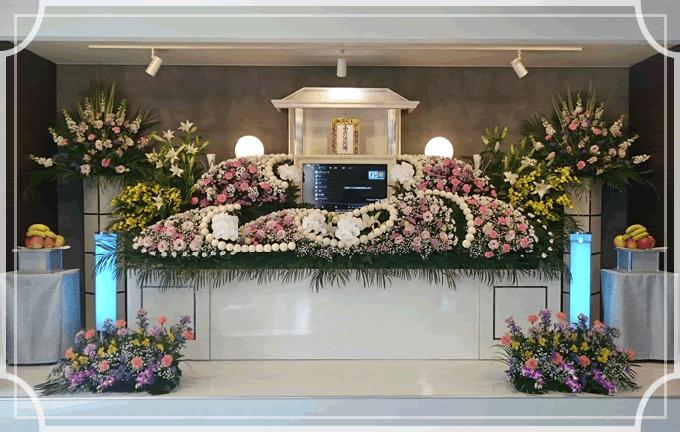 家族葬プラン65イメージ